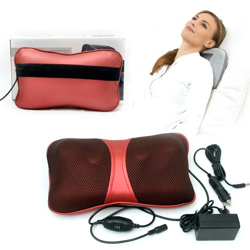 Máy Massage Vai Cổ 3D đa năng cảm ứng xung điện từ